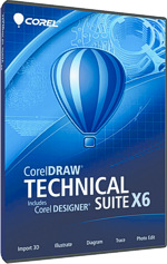 CorelDRAW Technical Suite X6