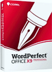 Corel WordPerfect OFFICE X9